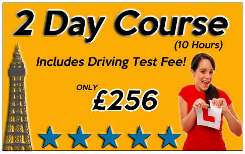 intensive courses blackpool