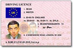 driving licence blackpool