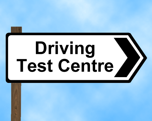 Blackpool Driving Test Centre
