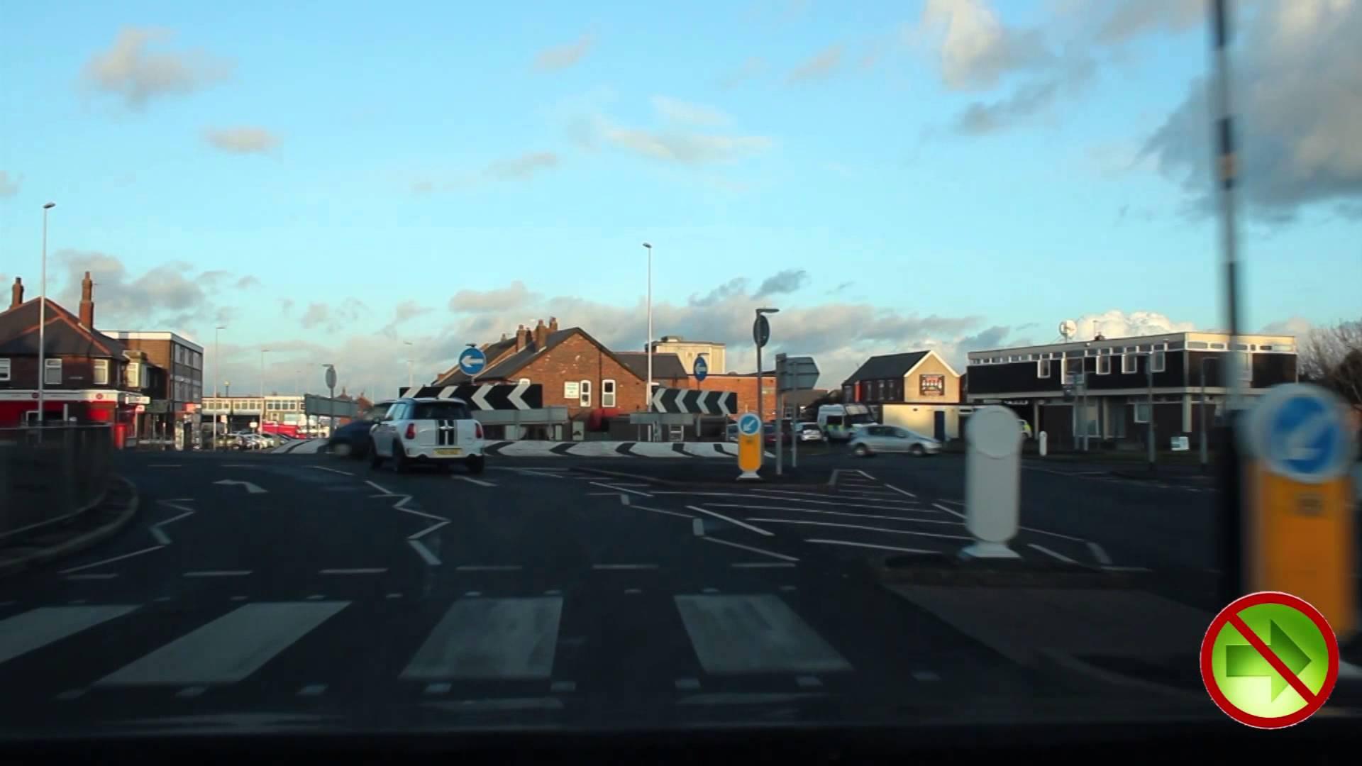 Bispham roundabout