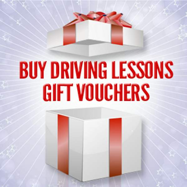 Driving lesson gift vouchers blackpool