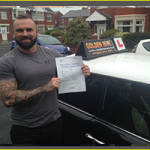 pass driving test in blackpool