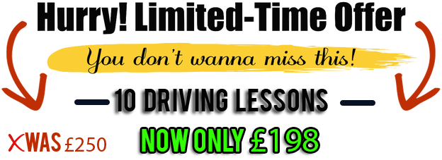 driving blackpool offers