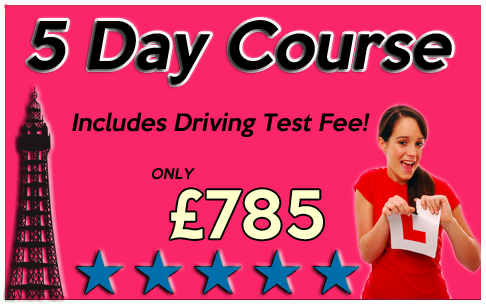 pass driving fast blackpool