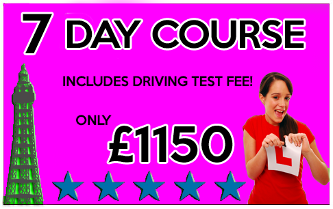 driving courses blackpool